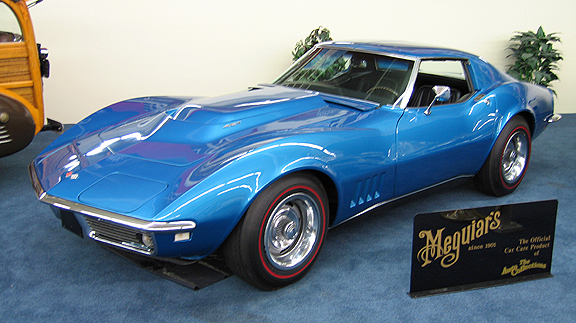 corvette stingray 68