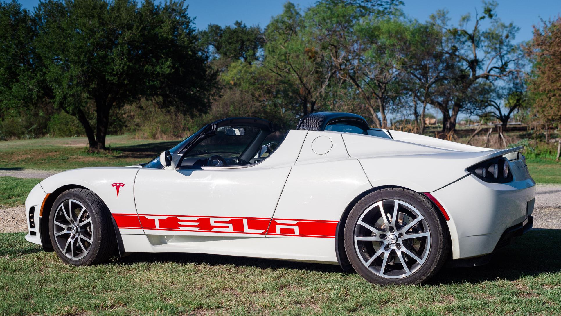 Those Tesla Side Stickers Tesla Motors Club